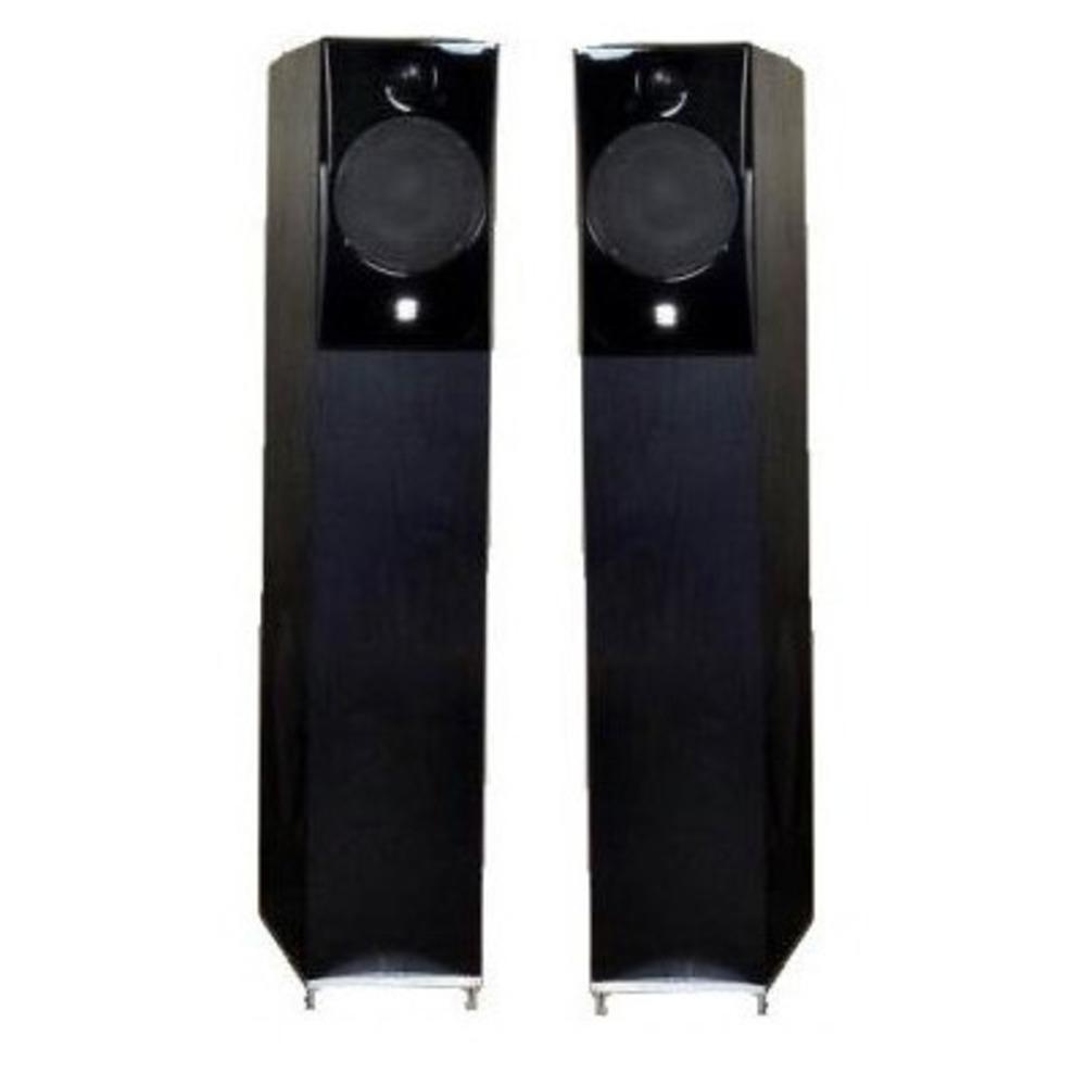 Колонка напольная MOREL Solan V2 Floor-Standing Black Ash