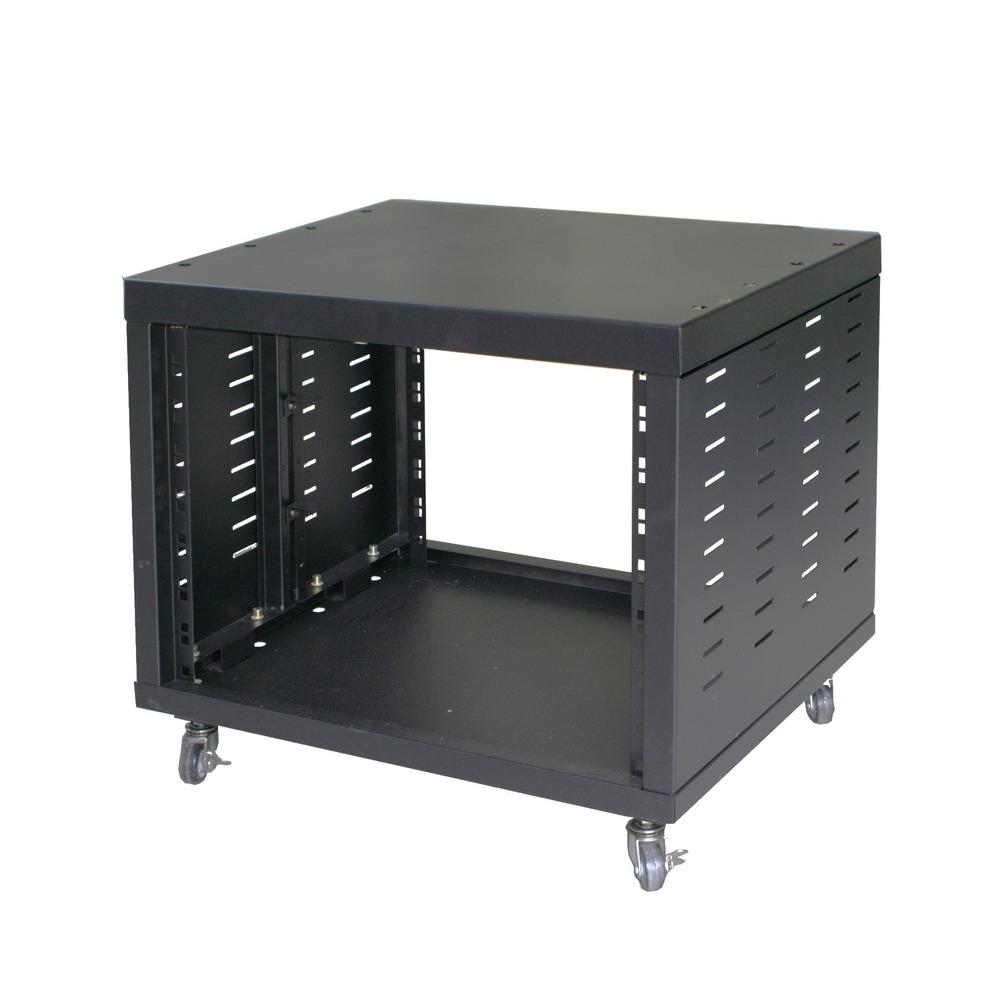 Напольный рэковый шкаф 19 дюймов Tempo RK8W