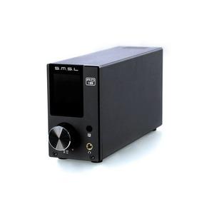 Усилитель интегральный SMSL AD18 black