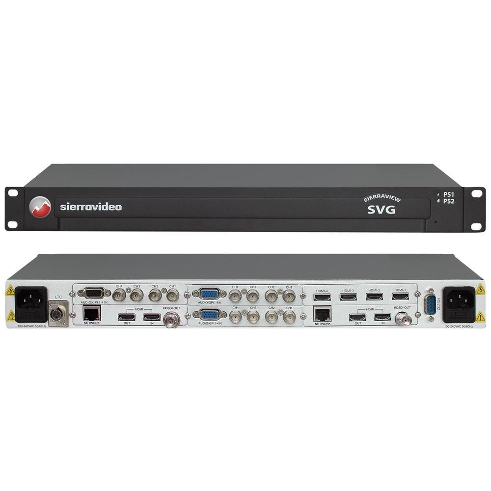 Видеопроцессор, масштабатор Sierra Video SVG-FRAME