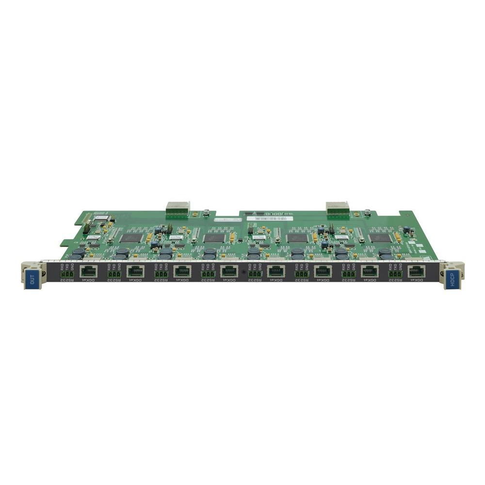 Матричный коммутатор - конфигурируемый Kramer DGKAT-OUT8-F64/STANDALONE