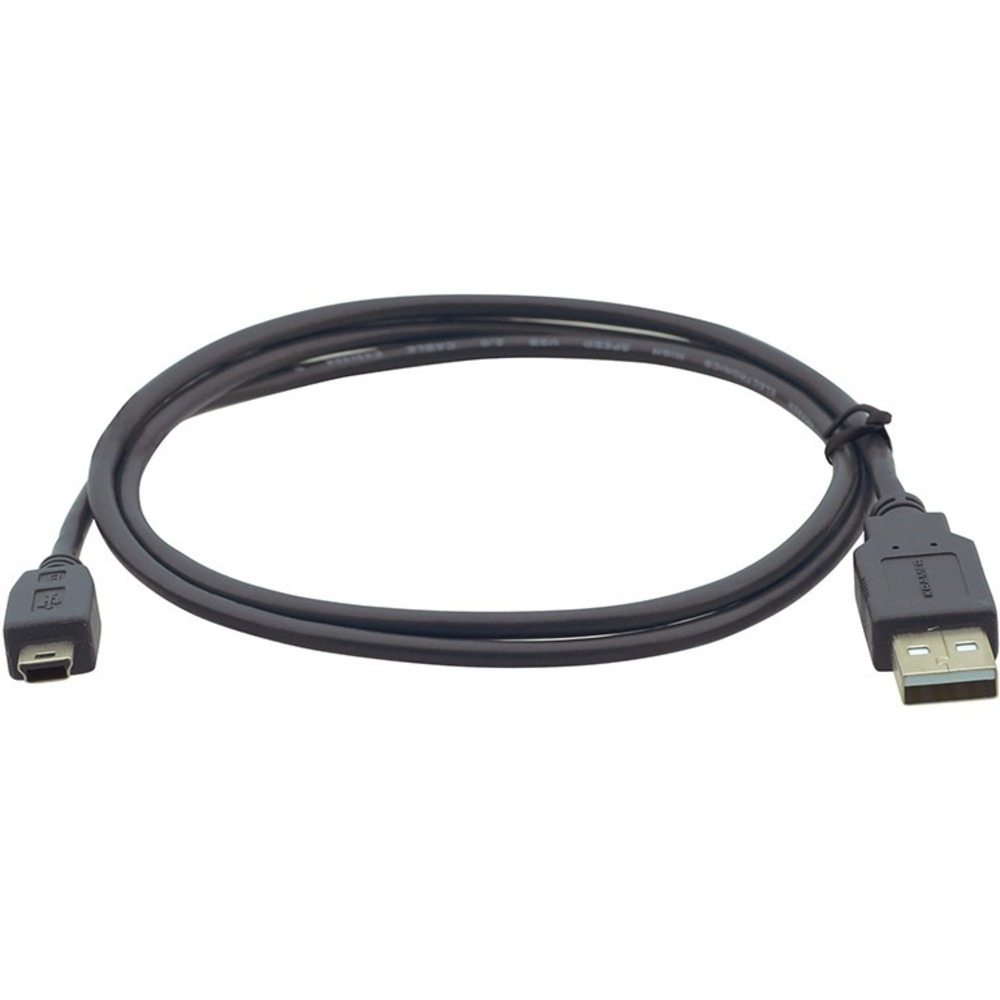 Кабель USB 2.0 Тип A - B 5pin mini Kramer C-USB/Mini5-3 0.9m