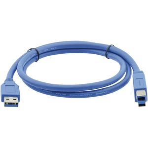 Кабель USB 3.0 Тип A - B Kramer C-USB3/AB-6 1.8m