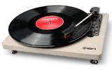 Проигрыватель виниловых дисков ION Audio Compact LP Cream Angle