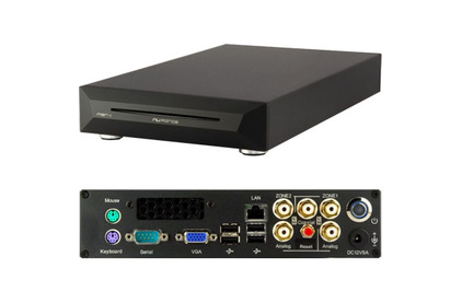 CD-проигрыватель NuForce MSR-1 Black