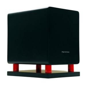Сабвуфер NuForce W-1 Black/Red
