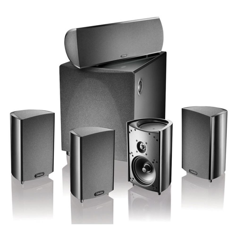Комплект колонок Definitive Technology ProCinema 600 System Black