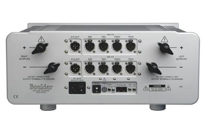 Усилитель интегральный Boulder 865 Integrated Power Amplifier