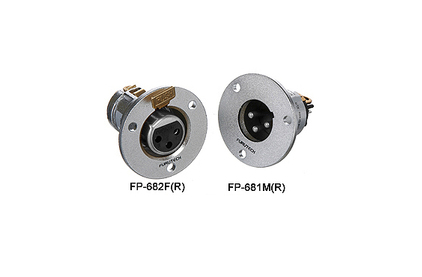 Разъем XLR (Мама) Furutech FP-682F(R)