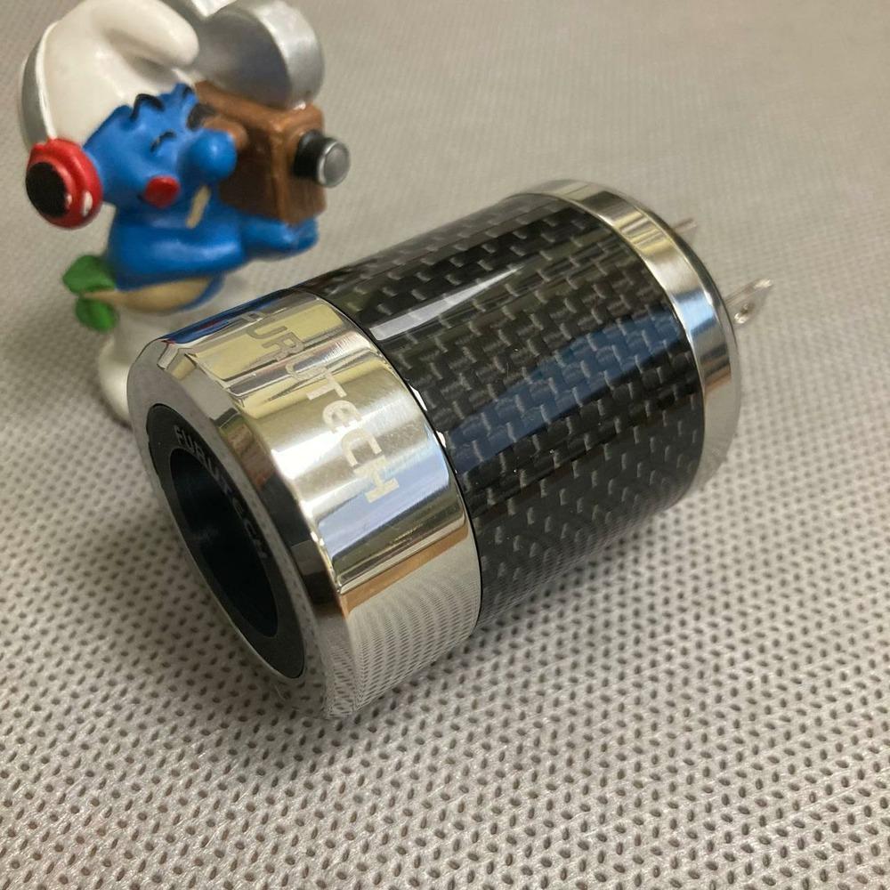 Разъем US 3-Pin Furutech FI-50M(R) Carbon