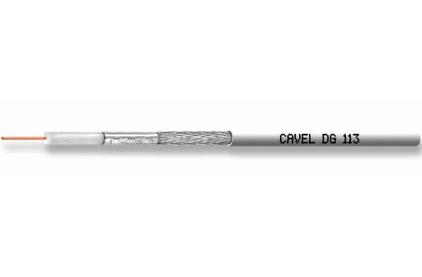 Кабель антенный в нарезку Cavel DG 113