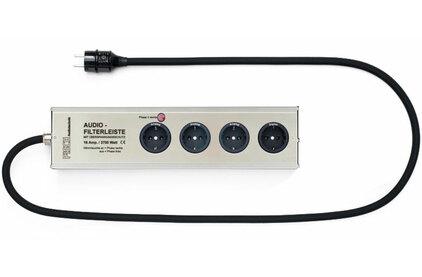 Сетевой фильтр Fisch Audiotechnik AFL-164-0310-S Silver