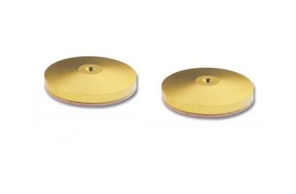 Диск под шипы Inakustik 008484 Premium Maxi Plate Gold 4-Set