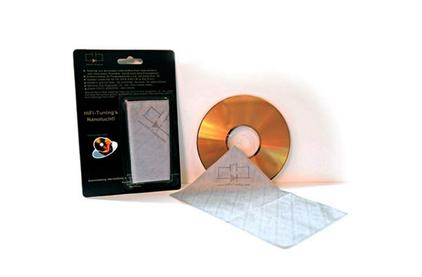 Средство для ухода за компакт дисками HiFi-TUNiNG Nanotuch