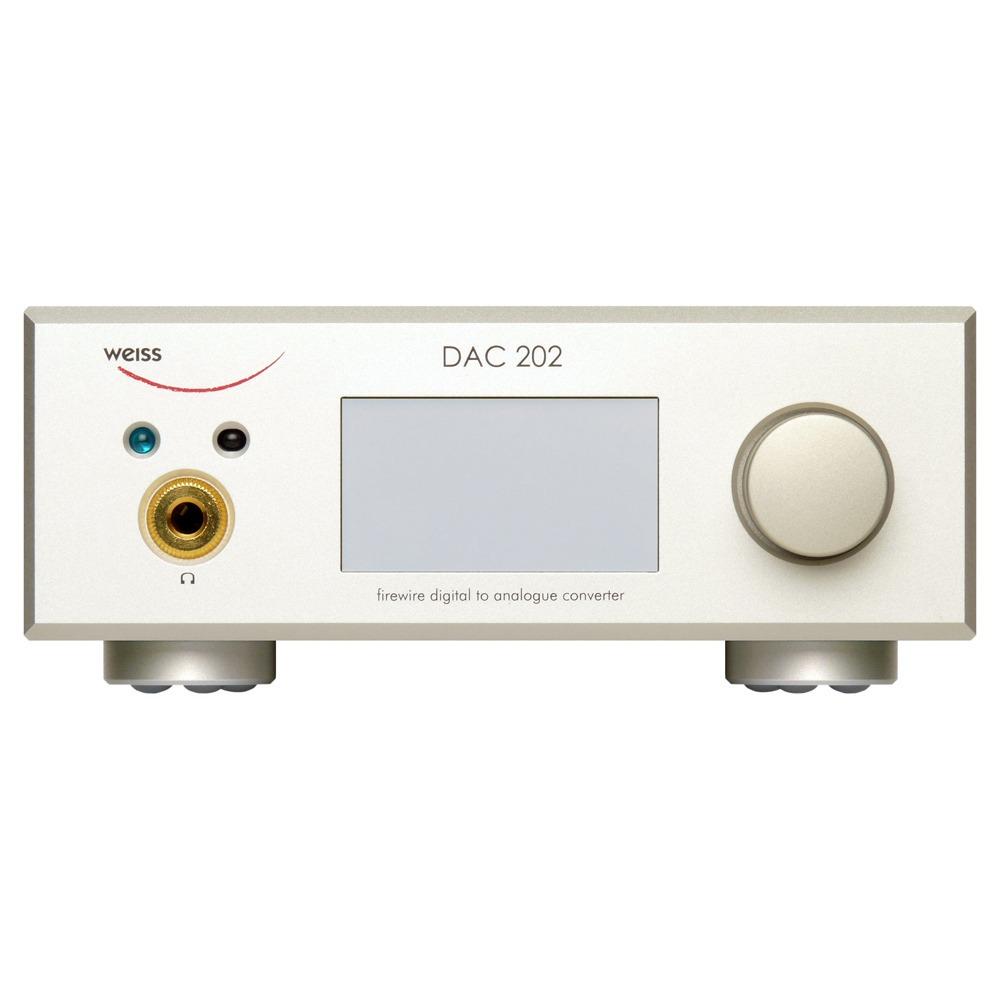 ЦАП транзисторный Weiss DAC202 Silver
