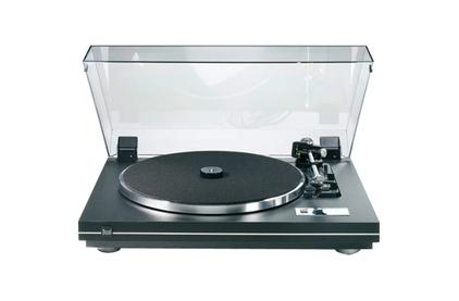 Проигрыватель виниловых дисков Dual CS 455-1 EV Black