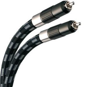 Кабель сабвуферный 1xRCA - 1xRCA Real Cable REFLEX 3.0m
