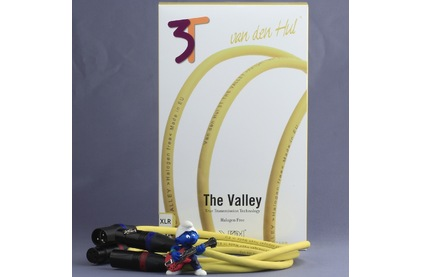 Кабель аудио 2xXLR - 2xXLR Van Den Hul The VALLEY (3T) XLR 1.0m