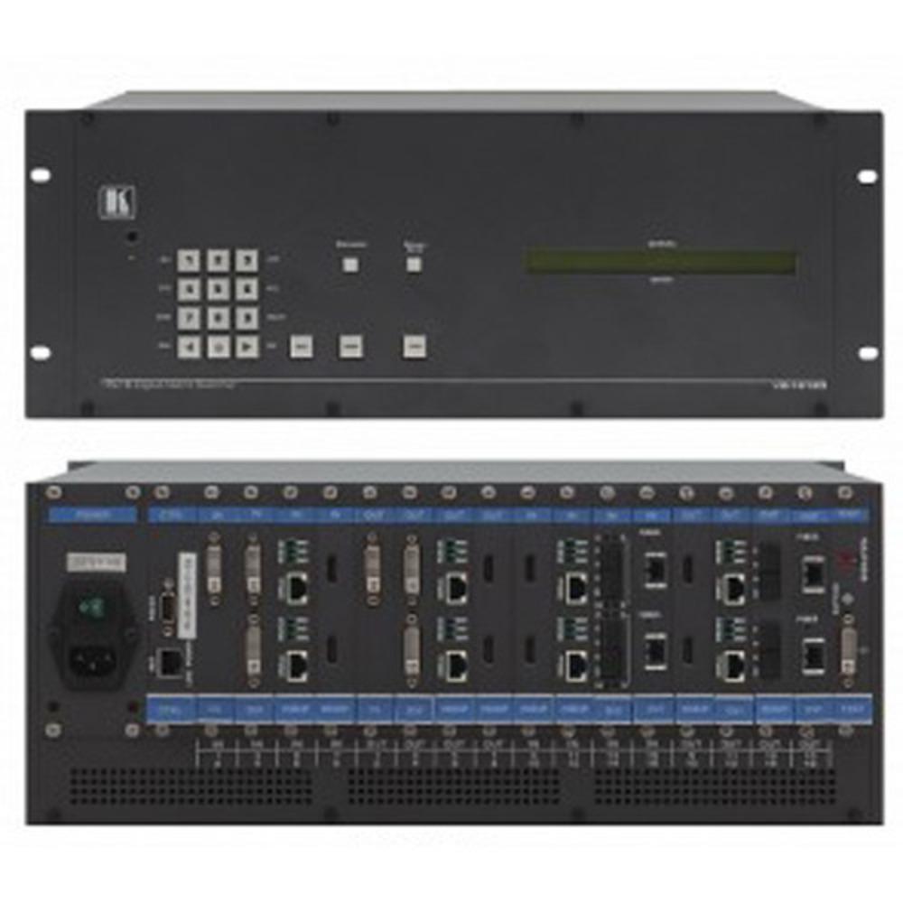 Плата c 2 входами UHD HDMI 4K и эмбеддированием, деэмбеддированием аналогового стереоаудио на 3,5-мм разъемах Kramer UHDA-IN2-F16/STANDALONE