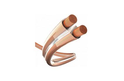 Отрезок акустического кабеля Inakustik (арт. 3637) 004021 Premium Cuprum Transparent 1.5 2.9m