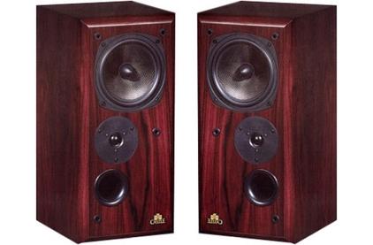 Колонка полочная Castle Acoustics Warwick 3 Mahogany