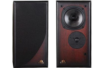 Колонка полочная Castle Acoustics Durham 3 Mahogany