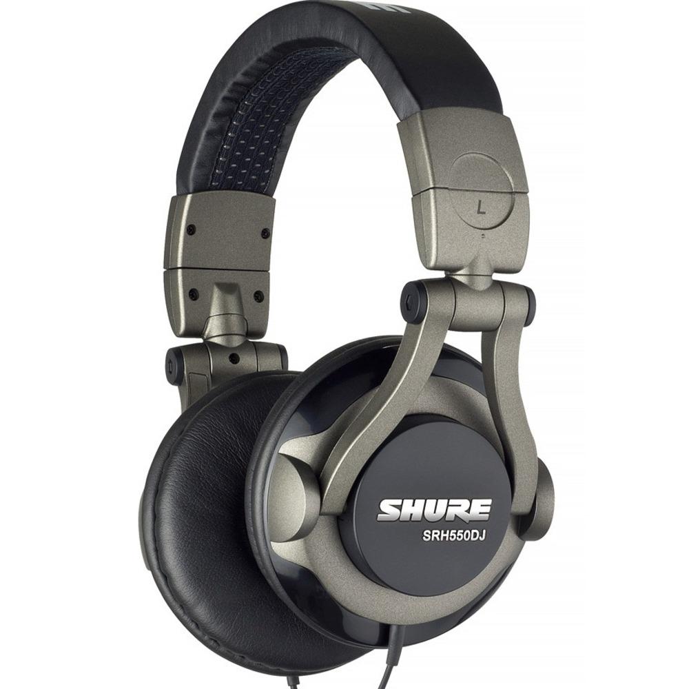 Наушники Shure SRH550DJ