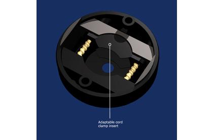 Разъем IEC C15 Wattgate 320i Black