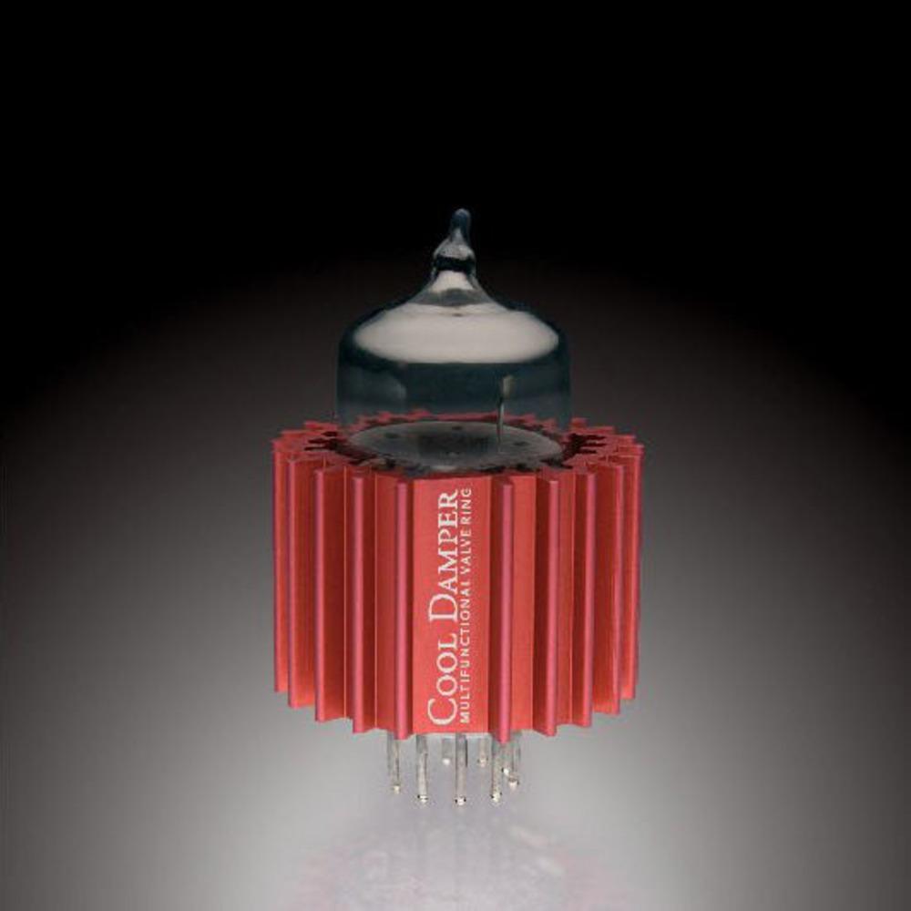 Радиатор для радиолампы EAT Cool Damper Black