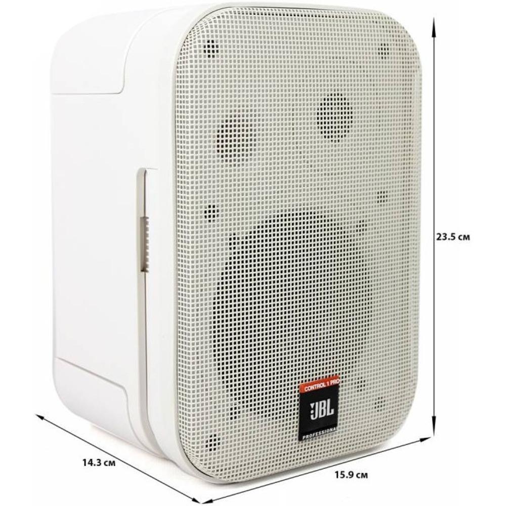 Студийный монитор JBL Control 1 PRO White