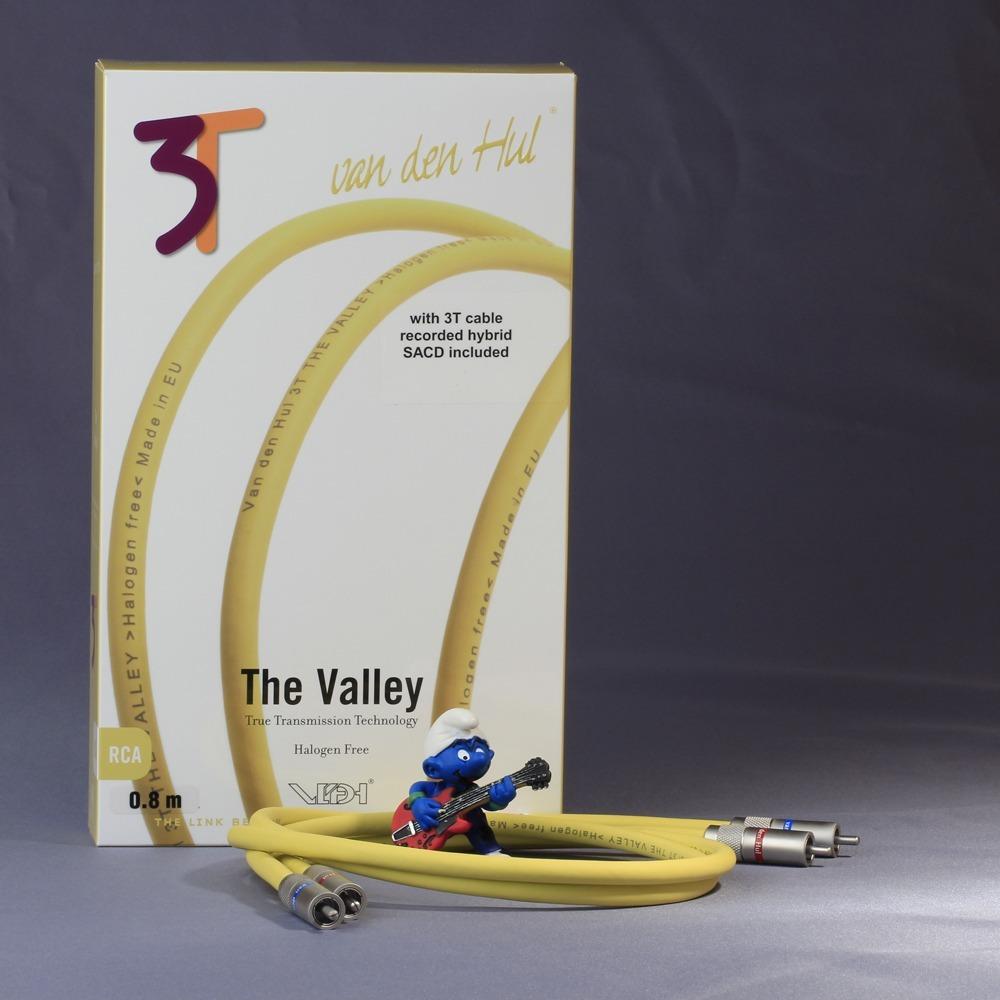 Кабель аудио 2xRCA - 2xRCA Van Den Hul The VALLEY (3T) 1.5m