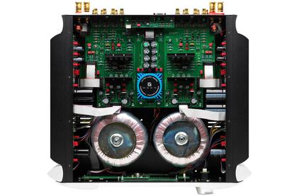 Усилитель интегральный SIMaudio Moon 700i Red Display Silver