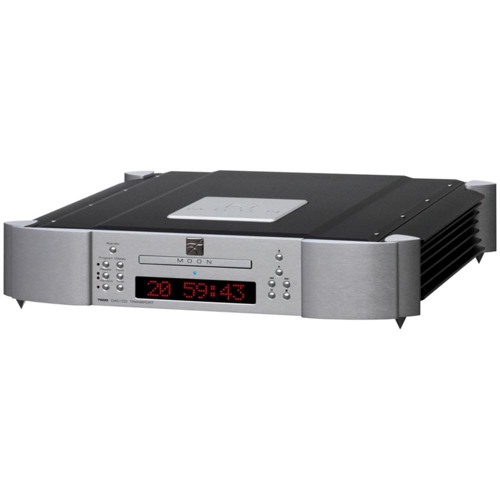 CD-проигрыватель SIMaudio Moon 750D Red Display Silver