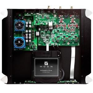 CD-проигрыватель SIMaudio Moon 650D Red Display Black