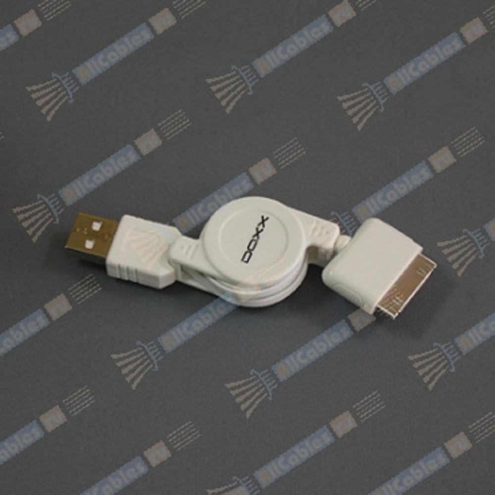 Кабель USB 2.0 Тип A - 30-pin DAXX M81-08 0.8m