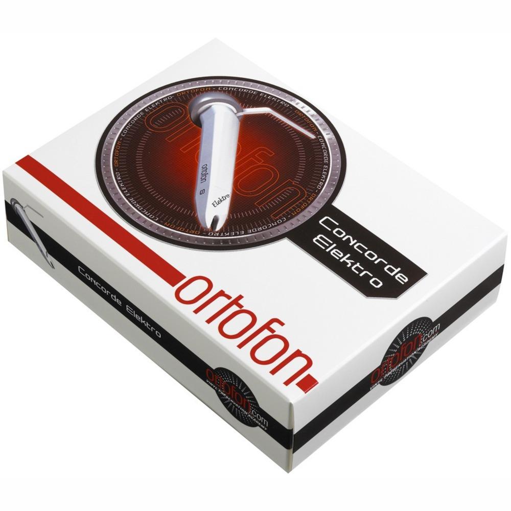 Головка звукоснимателя DJ Ortofon Concorde Elektro (Set)