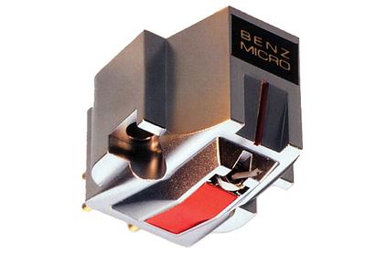 Головка звукоснимателя Benz Micro MC-Silver