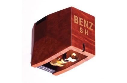 Головка звукоснимателя Benz Micro Wood SH