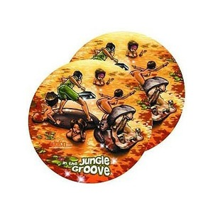 Слипмат Ortofon Slipmat Jungle Groove