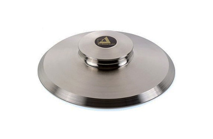 Прижим для Грампластинок ClearAudio Quadro Clamp Flat Silver