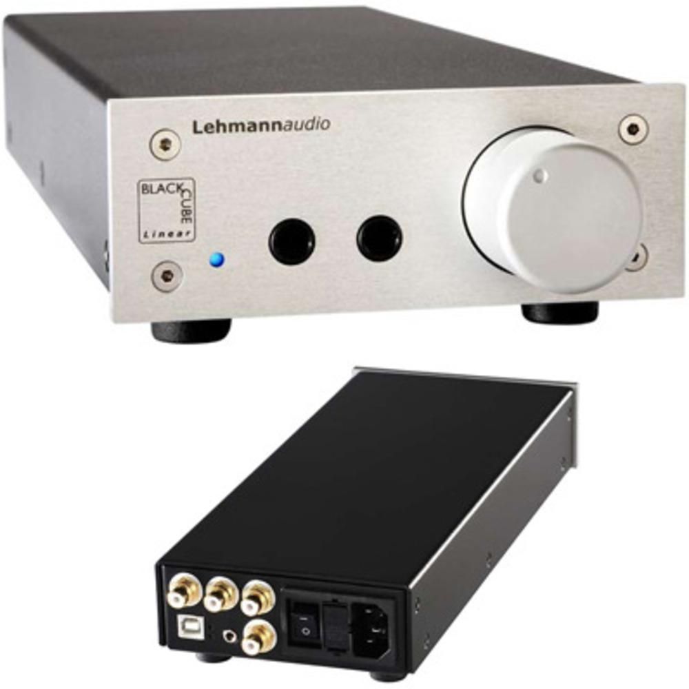 Усилитель для наушников Lehmann Audio Linear USB Silver