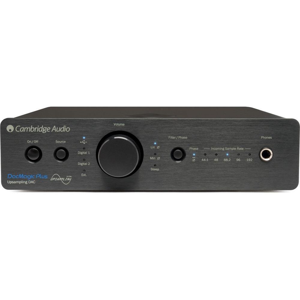 ЦАП транзисторный Cambridge Audio DacMagic Plus Black