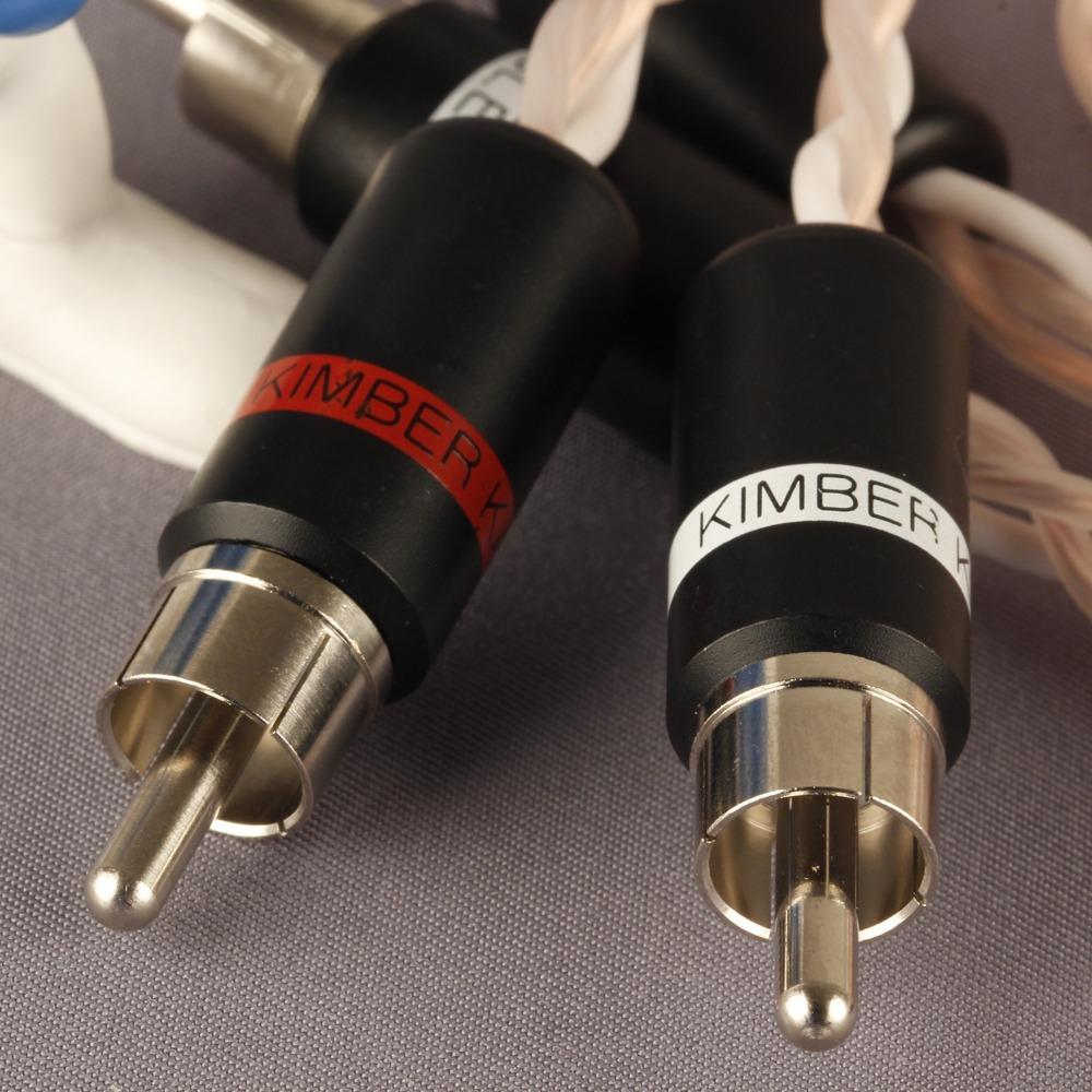 Кабель аудио 2xRCA - 2xRCA Kimber Kable Tonik Ultratike 1.0m