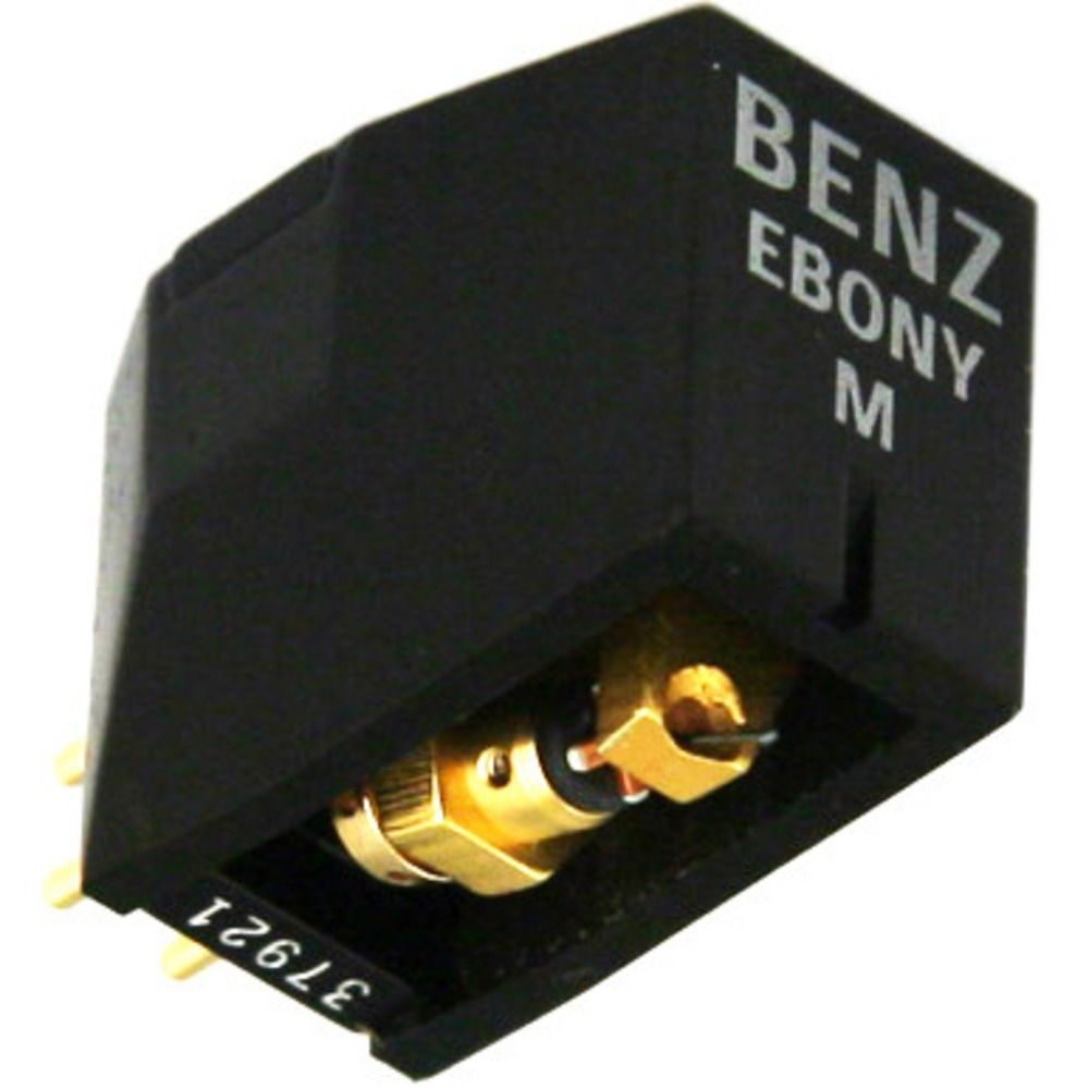 Головка звукоснимателя Benz Micro Ebony M