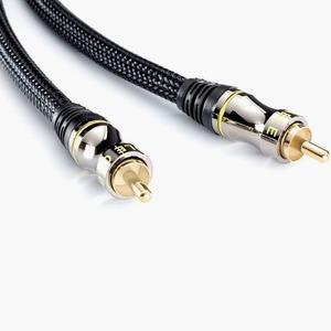 Кабель коаксиальный RCA - RCA Eagle Cable 10030015 DELUXE Digital 1.5m