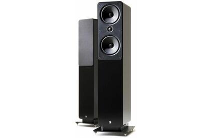 Колонка напольная Q Acoustics 2050i Gloss Black