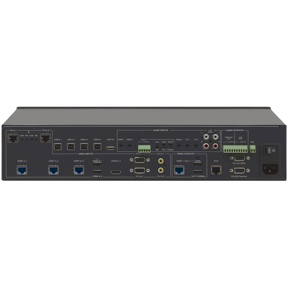 Масштабатор видео, графики (VGA), HDMI Kramer VP-553xl