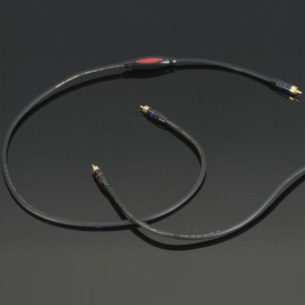 Кабель аудио 2xRCA - 2xRCA Transparent MusicLink RCA 1.0m