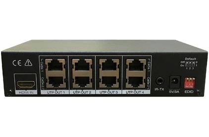 Усилитель-распределитель HDMI H3D HSP1.4 UH