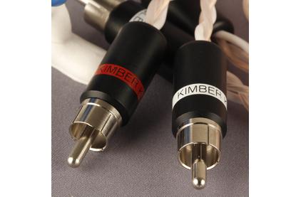 Кабель аудио 2xRCA - 2xRCA Kimber Kable Tonik Ultratike 0.5m